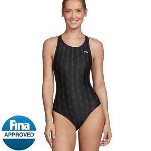 TYR Fusion Aerofit 2 Tech Suit Swimsuit